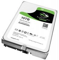 """Seagate BarraCuda Pro 3,5"""" 10TB / ST10000DM0004 / Interní 3,5"""" / 7200 rpm / SATA 6Gb/s / 256MB"""
