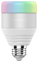MiPow Playbulb Smart LED E27 5W (40W) RGB, bílá