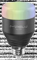 MiPow Playbulb Smart LED E27 5W (40W) RGB, černá