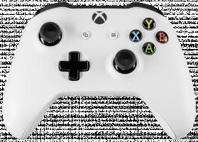 Microsoft Xbox One Controller, bílá