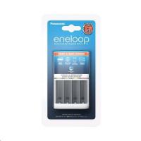 Panasonic Eneloop Smart & Quick Charger BQ-CC55E