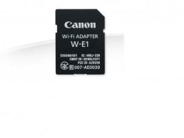 Canon W-E1 - WiFi adaptér