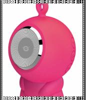 Conceptronic Bluetooth voděodolný reproduktor, růžová