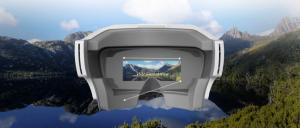 Yuneec Skyview FPV Brille Náhlavní monitor