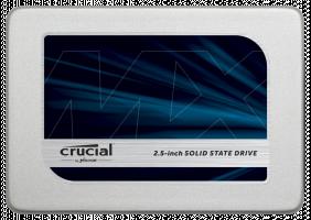 "Crucial MX300 SSD 2,5"" 2TB SATAIII"