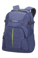 "Backpack SAMSONITE 10N11002 REWIND M 15,6"" comp, tblt, doc. pock, dark blue"