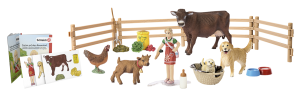 Schleich Advent Farm 2016