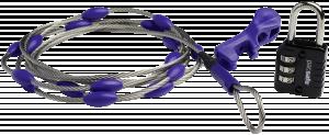 Pacsafe Wrapsafe kabel Lock