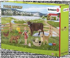 Schleich 97335 Adventní kalendář - domácí zvířata