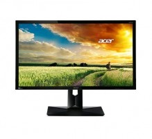 "ACER LCD XG270HUA, 68,6cm (27"") LED, 2560 x 1440, 100M:1, 350cd/m2, 1ms, DVI, HDMI, DP, Black/Red"