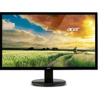 "ACER LCD K272HLE, 68,6cm (27"") LED, 1920 x 1080, 100M:1, 300cd/m2, 4ms, DVI, HDMI, VGA, Black"