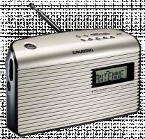 Grundig Music 7000 DAB+ Rádio černá/pearl