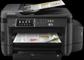 EPSON tiskárna ink L1455, CIS, A3+, 4ink, USB,WI-FI,4v1 multifunkce