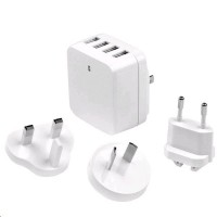 Startech 4X USB Wall Charger 34W/6,8A