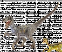 Schleich Dinosaurs 42259 Velociraptoři na lovu