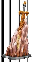 Schleich Eldrador 42155 Magický ohnivý meč