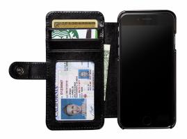 SENA Cases WalletBook Classic černá, iPhone 6 Plus Ochranné pouzdro