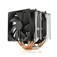 SilentiumPC chladič CPU Grandis 2 XE1436 / ultratichý/ 1x140mm a 1x120mm fan/ 6 heatpipes/ PWM/ pro Intel i AMD