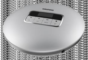 Grundig CDP 6600 CD přehrávač, stříbrná
