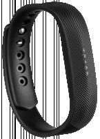 Fitbit Flex 2 Chytrý náramek, černá