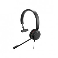 Jabra Evolve 30 II MS Mono USB Sluchátka, černá