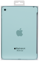 Apple iPad mini 4 Silikonový kryt Sea Blue
