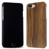 Woodcessories EcoCase Classic iPhone 7 Plus Ochranný kryt ořech/černá