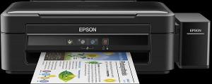 EPSON tiskárna ink L382 MFZ, CIS, A4, 33ppm, 4ink, USB,TANK SYSTEM,MULTIFUNKCE