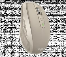 Logitech MX Anywhere 2 bezdrátová myš, béžová