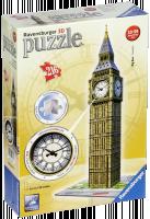 Ravensburger Big Ben s hodinami 3D Puzzle