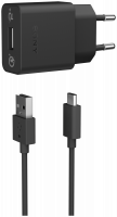 Sony UCH12W Fast Charger black vč. Type B + C kabel