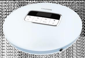 Grundig CDP 6600 CD přehrávač, světle modrá