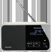 Grundig DTR 4000 DAB+BT Rádio, bílá