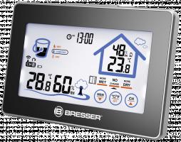 Bresser Teploměr/Vlhkoměr s indikátorem ventilace