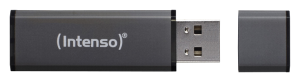 Intenso Alu Line 64GB USB Stick 2.0, Antracit