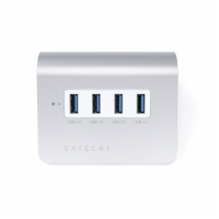 Satechi 4-Port Aluminium Hub
