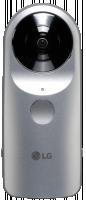 LG 360 CAM stříbrná