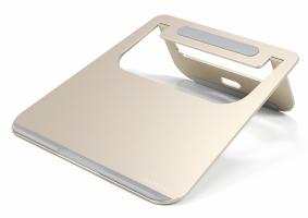 Satechi Aluminium Držák na notebook, zlatá