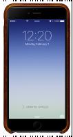 SENA Cases iPhone 7 Ochranný kryt, cognac