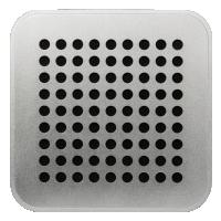 Blaupunkt BT 50 SV Bezdrátový reproduktor, stříbrná