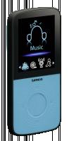 Lenco Podo-153 MP3 přehrávač, modrá