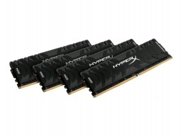Kingston HyperX Predator - DDR4 - 32 GB : 4 x 8 GB - DIMM 288-pin - 3000 MHz / PC4-24000 - CL15 - 1.35 V