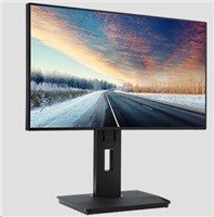 "ACER LCD BE270UAbmipruzx, 69cm (27"") IPS LED, WHQD 2560x1440 matný,100M:1,350cd/m2,178°/178°,6ms, HDMI, DP,repro,šedá"