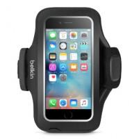 Belkin Sport Fit Pro náramek black iPhone 7 F8W783btC00