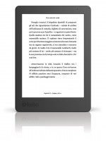 Kobo Aura 2nd Edition eBook čtečka