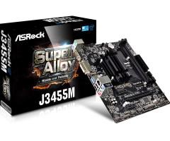 Asrock J3455M NA (integrovaný procesor) Micro ATX základní deska