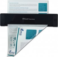 I.R.I.S. IRI Scener Executive 4 ADF 600 x 600DPI A4 Černá