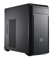 Cooler Master Masterbox Lite 3 Midi tower PC skříň, černá