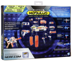 Nerf N-Strike Elite XD Modulus Range sada Long shot