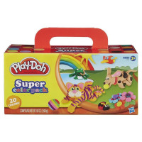 Hasbro PlayDoh Super Farbenset